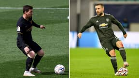 Luke Shaw Has Created The Same Amount Of Chances As Lionel Messi This Season