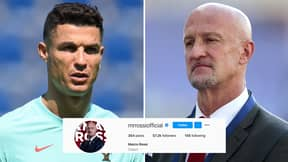 Hungary Manager Marco Rossi Takes ANOTHER Swipe At Cristiano Ronaldo In Hilarious Instagram Post