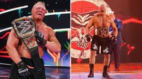 WWE Champion Brock Lesnar Will Not Fight Again This Year