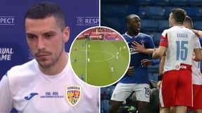 Romania's Nicolae Stanciu Refused To Take The Knee Vs England To 'Show Solidarity' With Slavia Teammate Ondrej Kudela