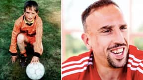 The Heartbreaking Story Behind Franck Ribery's Facial Scars