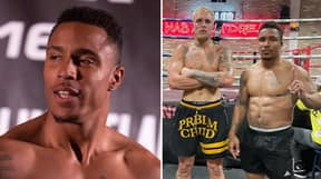 Jake Paul's Sparring Partner Says It's 'Disturbing' That Training With YouTuber Paid Better Than Entire MMA Career