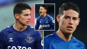 James Rodriguez Is Close To Everton Departure, It's A Sad Waste Of Talent