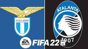 Lazio And Atalanta's FIFA 22 Names And Crests Have Been Revealed After License Loss