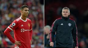 Ole Gunnar Solskjær Hints He Rejected Request From Cristiano Ronaldo