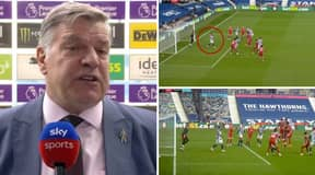 Sam Allardyce Slams 'Outrageous' VAR Decision For Costing West Brom Win Over Liverpool