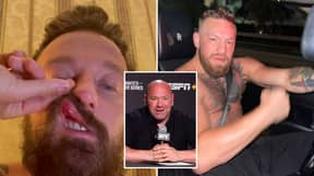 UFC Boss Dana White Reacts To Conor McGregor Allegedly Punching An Italian DJ