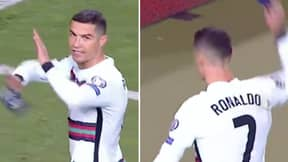 Cristiano Ronaldo Could Be Punished By FIFA For Storming Off Before Final Whistle Against Serbia