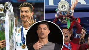 Cristiano Ronaldo Reveals Which Trophy Is Most Meaningful To Him