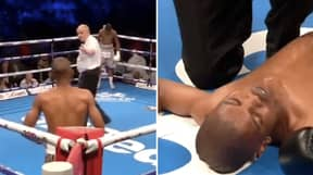 Throwback To The Quickest World Title Knockout In Boxing History