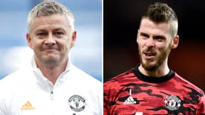 David De Gea Linked With Three Clubs As Man United Prepare To Axe Goalkeeper In Transfer Window