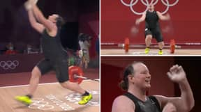 Transgender Weightlifter Laurel Hubbard Crashes Out Of The Olympics After Three Failed Attempts