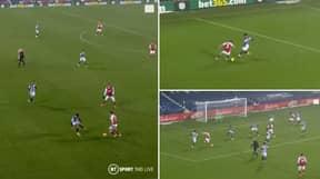 Kieran Tierney Scores Brilliant Opener For Arsenal Vs West Brom