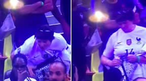 Footage Shows Adrien Rabiot's Mother In Alleged Bust-Up With Families Of Paul Pogba And Kylian Mbappe