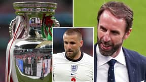 Three England Players Make Euro 2020 Team Of The Tournament As Luke Shaw Misses Out