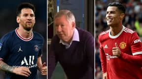 Sir Alex Ferguson's Messi/Ronaldo Comparison Resurfaces After Contrasting Starts To The Season