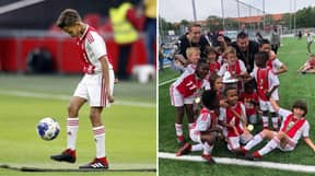 Ajax Youth Teams Will Only Practice Heading With Foam Balls
