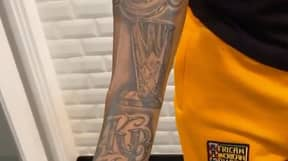 Snoop Dogg Pays Tribute To Kobe Bryant With Lakers-Inspired Tattoo