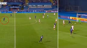 Paul Pogba Produces Outrageous Pass From Inside His Own Half As Mbappe Scores Late Winner