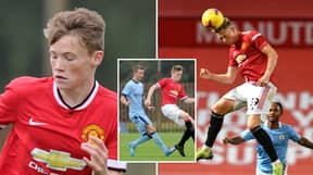Scott McTominay Went Through Remarkable 10-Inch Growth Spurt After His 18th Birthday