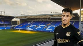 Phillipe Coutinho 'Will Join' Everton This Summer For Cut-Price Transfer Fee