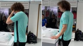 David Luiz Gives Emotional Speech Ahead Of Final Arsenal Game Of The Season
