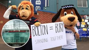 Bobby Madley Calls For Manchester United's Old Trafford To Host Bolton Vs Bury