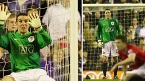 Remembering The Time John O'Shea Dropped A Goalkeeping Masterclass