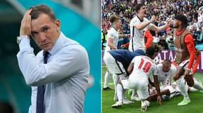 England Don't 'Scare Us,' Says Ukraine Boss Andriy Shevchenko