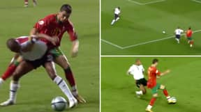 Ashley Cole's Masterclass Against Portugal At Euro 2004 Shows He Dealt With Cristiano Ronaldo Like Nobody Else