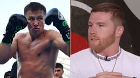Canelo Alvarez Warns Gennady Golovkin He Would KO Him And 'Do Some Serious Damage'