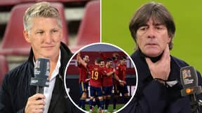 Bastian Schweinsteiger Tells Joachim Low Which Two Players He Needs To Recall After Germany's Heavy Defeat
