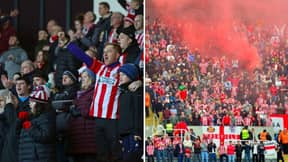 Nearly 8,000 Sunderland Fans Travelled To Blackpool For League One Away Game