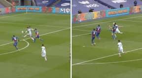 Kai Havertz Turns The Premier League Into FIFA Street With Sensational Touch Vs Palace