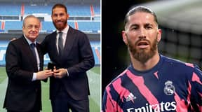 Sergio Ramos Backed To Do The Unthinkable After Leaving Real Madrid
