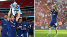 Cesc Fabregas Shows His Class Immediately After FA Cup Final Win