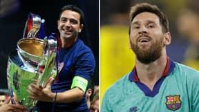 Lionel Messi Could Transition Into A 'Brilliant Defender,' Says Barcelona Legend Xavi