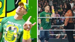 John Cena Just Made An Epic Return To WWE