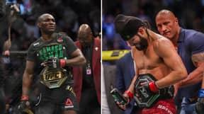 The Rock Gives Jorge Masvidal Advice On How To Beat Kamaru Usman
