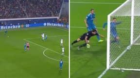 Juventus Midfielder Aaron Ramsey Steals Cristiano Ronaldo's Goal From Free-Kick
