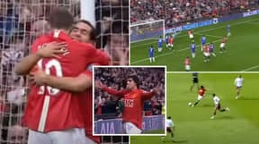 Carlos Tevez's Brilliant Manchester United Compilation Shows Why He Was Wayne Rooney's Preferred Strike Partner