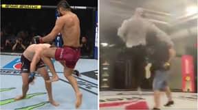 Jorge Masvidal Planned Stunning Knockout In Training, 48 Hours Before Fight vs. Ben Askren