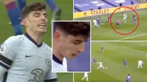 Kai Havertz's Stunning Highlights Vs Crystal Palace Remind Us Exactly Why Chelsea Paid £71 Million