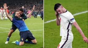 Italy Hero Leonardo Bonucci Slams Declan Rice And England For 'It's Coming Home' Comments