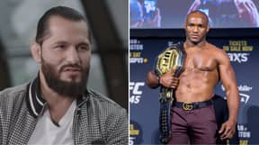 Jorge Masvidal Hits Back At Kamaru Usman For Saying He's Not Deserving Of UFC Title Shot