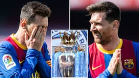 Simon Jordan Is 'Pleased' Lionel Messi Is Staying In 'Dreadful' La Liga And Not Joining The Premier League