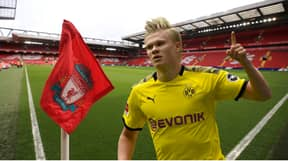 """Erling Haaland To Liverpool Would Be """"Ideal"""" Transfer"""