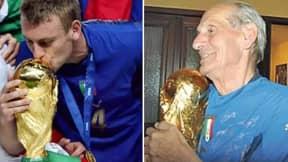 Daniele De Rossi Left His World Cup Winner's Medal In Former Kit Man's Coffin
