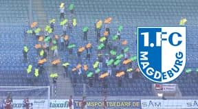 When Magdeburg Fans Produced The Ultimate Insult Against Their Own Team