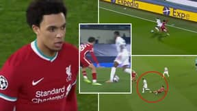 Worrying Video Of Trent Alexander-Arnold's 'Disasterclass' Vs Real Madrid Shows Southgate Has A Point